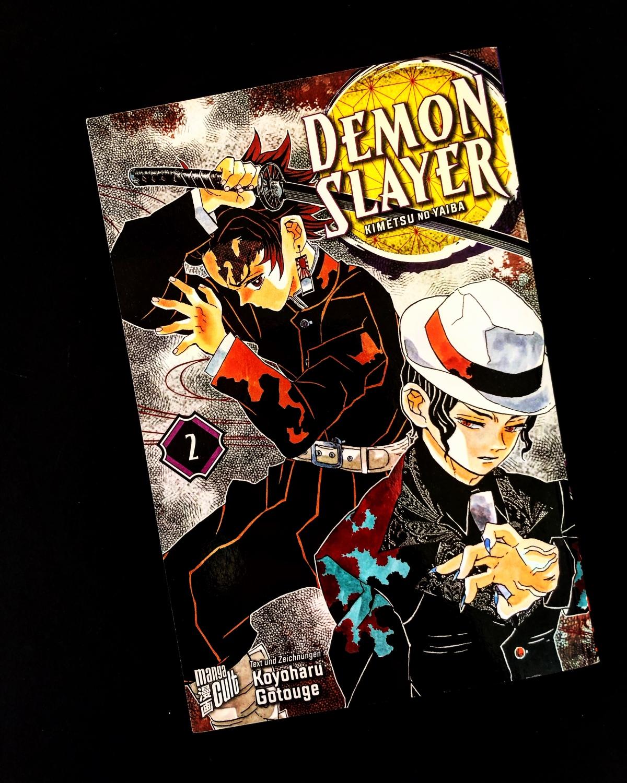 Demon Slayer – Kimetsu no Yaiba 02 |Review