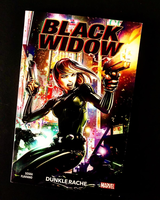 Black Widow – Dunkle Rache| Review [Rezensionsexemplar]
