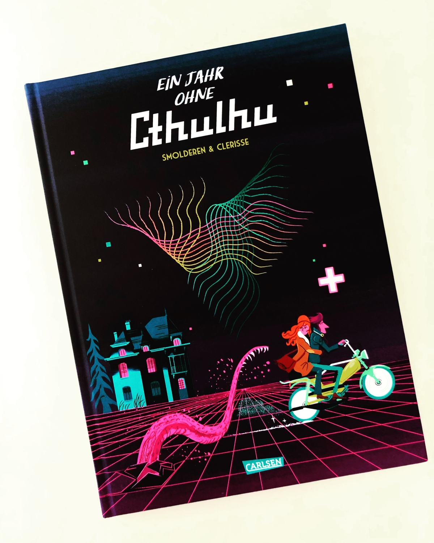 Ein Jahr ohne Cthulhu | Gedankenspiel [Rezensionsexemplar]
