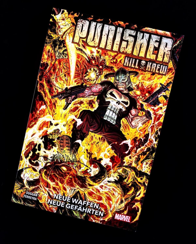 Punisher Kill Krew – Neue Waffen, neue Gefährten | Review [Rezensionsexemplar]