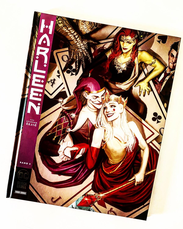 Harleen Band 3 |Review
