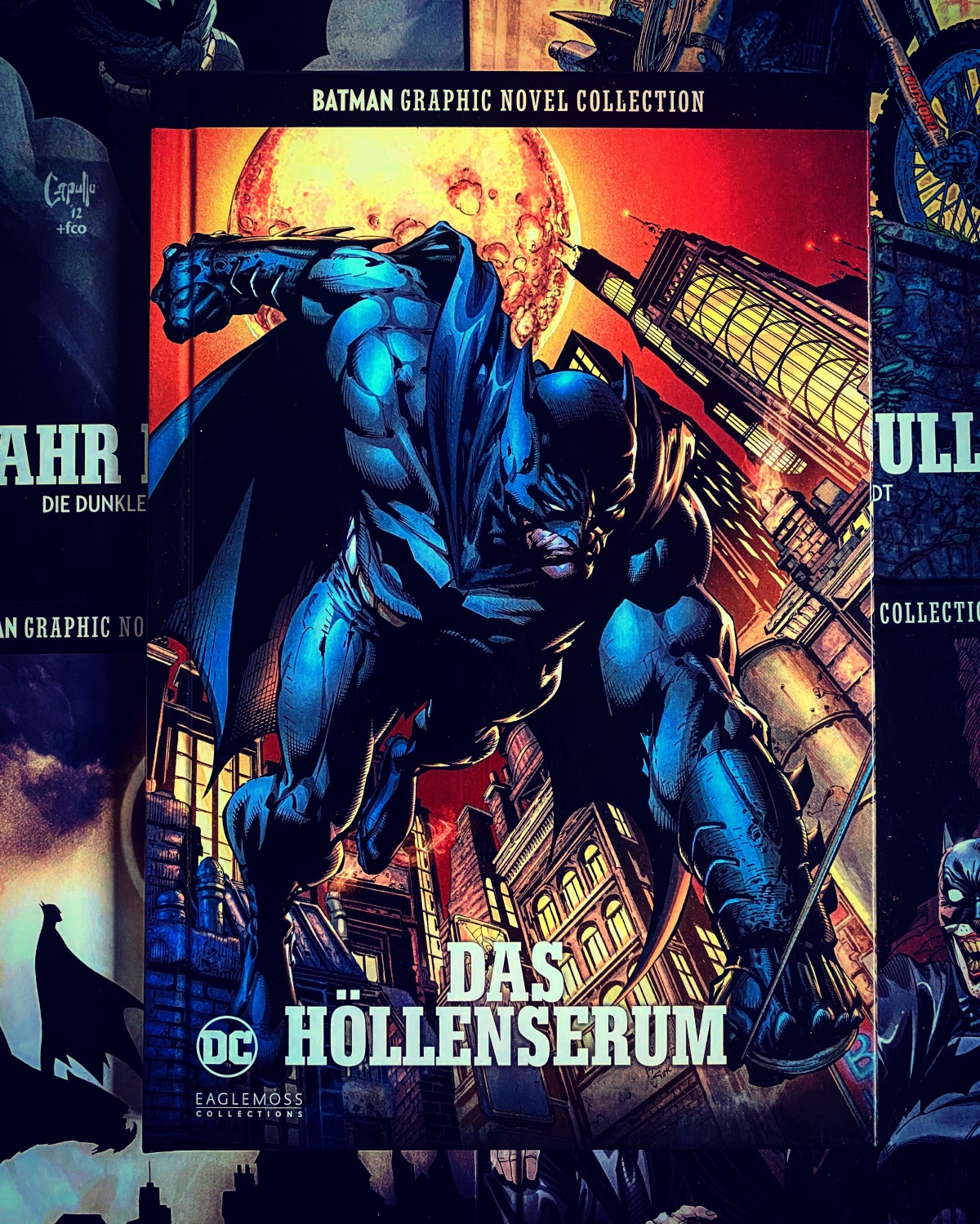 Das Höllenserum| Review | Batman Graphic NovelCollection