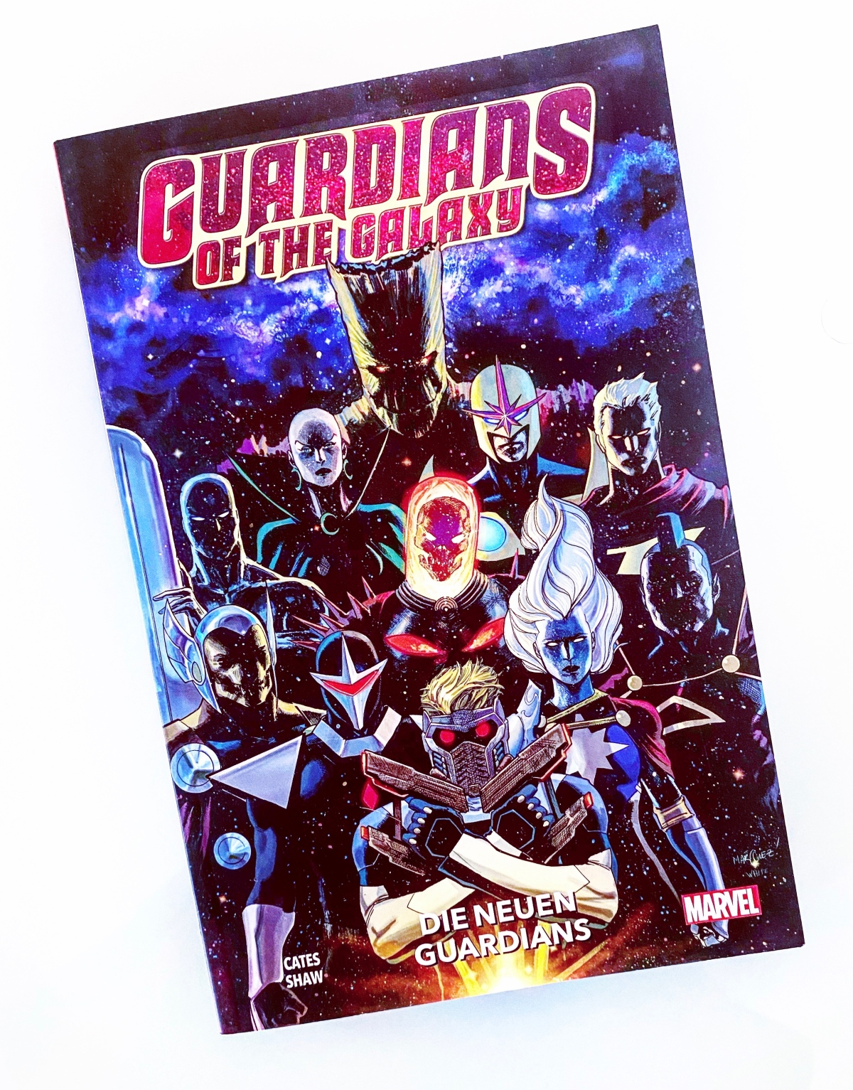 Guardians of the Galaxy Band 1: Die neuen Guardians | Review (2019erSerie)