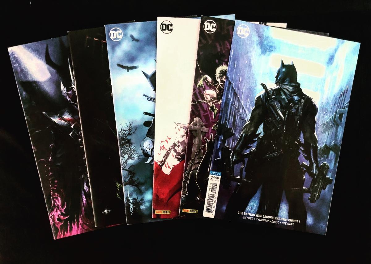 Der Batman, der Lacht – Heftserie |Gedankenspiel