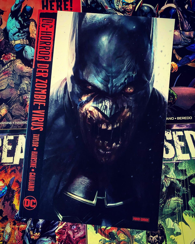 DC-Horror: Der Zombie-Virus | Review | Gruselween Vol. 2#3