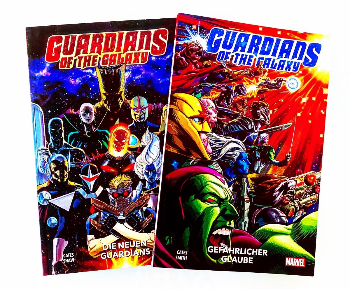 Ein Nachwort zum Guardians of the Galaxy Run von Donny Cates |Gedankenspiel