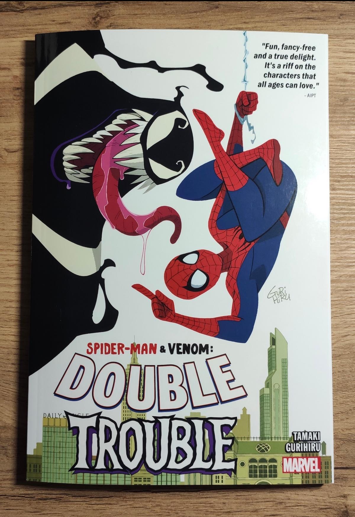 Spider-Man & Venom: Double Trouble | Review[Gastbeitrag]