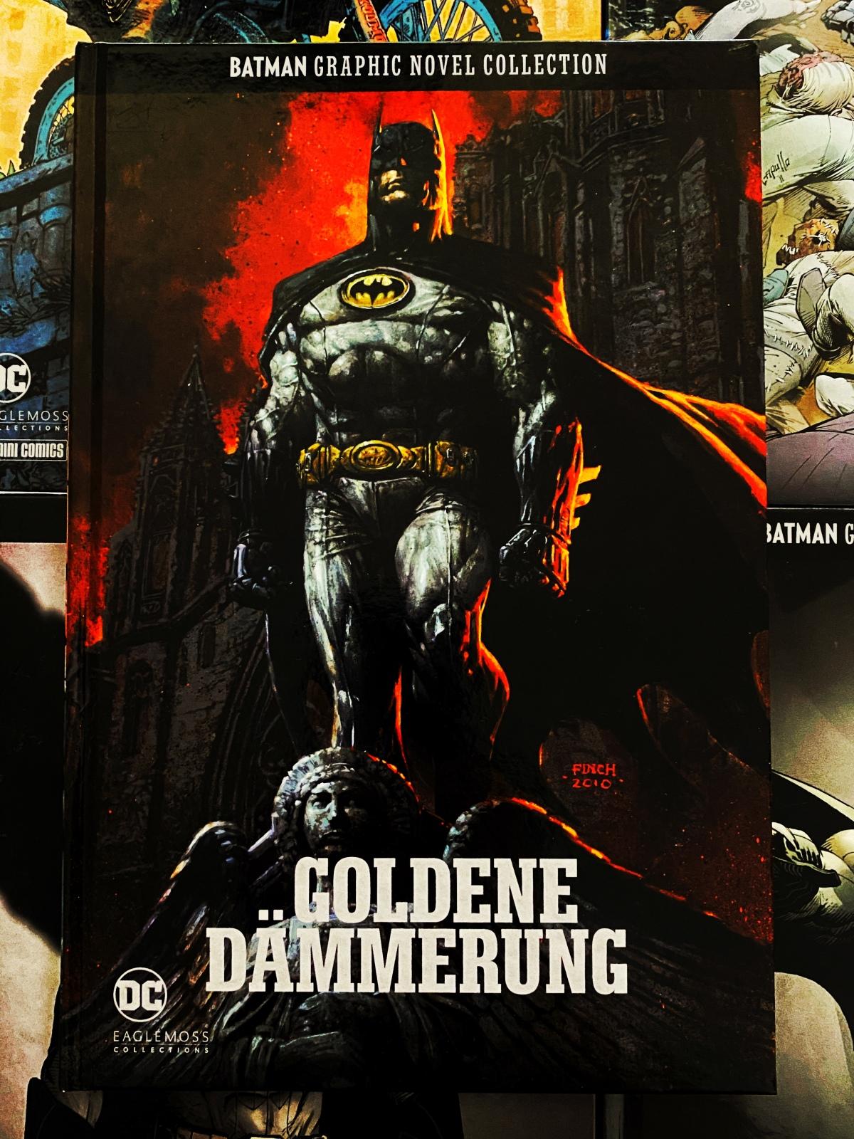Goldene Dämmerung | Review | Batman Graphic NovelCollection