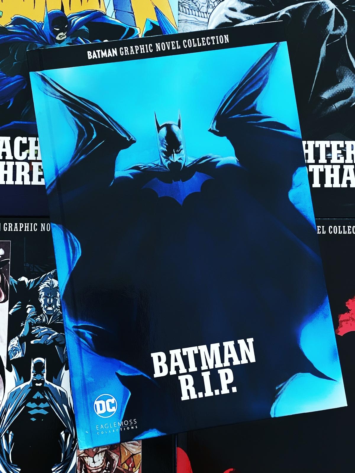 Batman R.I.P. | Review | Batman Graphic NovelCollection