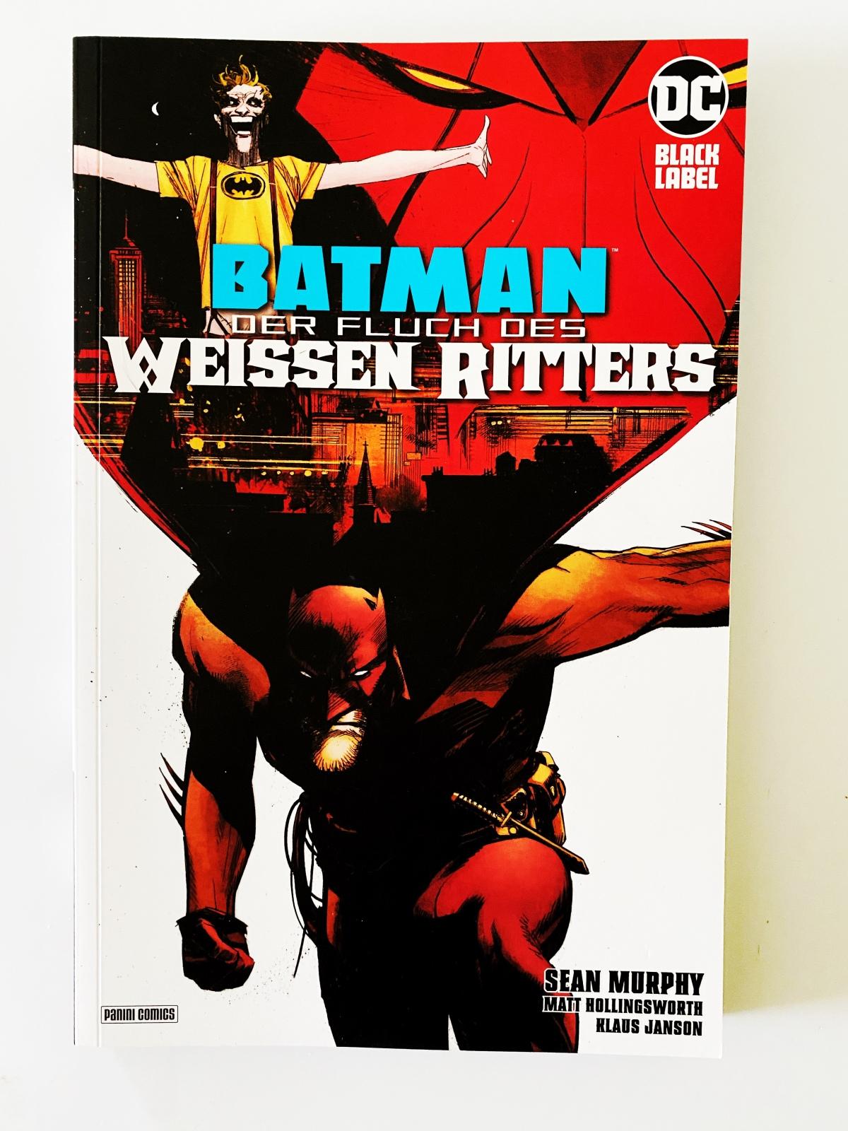 Batman: Der Fluch des weißen Ritters |Review