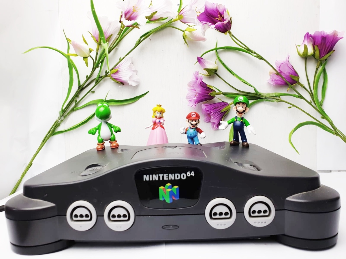 Der Impakt des Nintendo 64 |Gedankenspiel