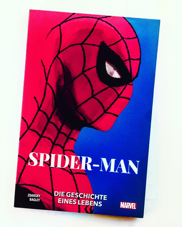 Spider-Man: Die Geschichte eines Lebens |Review