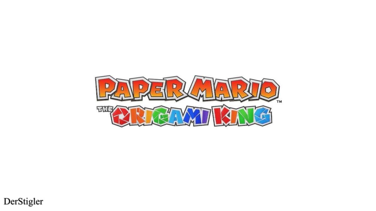 Paper Mario: The Origami King – Eine Rezension in Bildern | Review [NintendoSwitch]