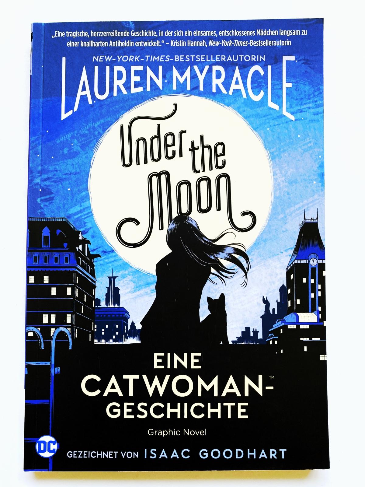 Under the Moon: Eine Catwoman-Geschichte 🐈🌕 | Review [Rezensionsexemplar]