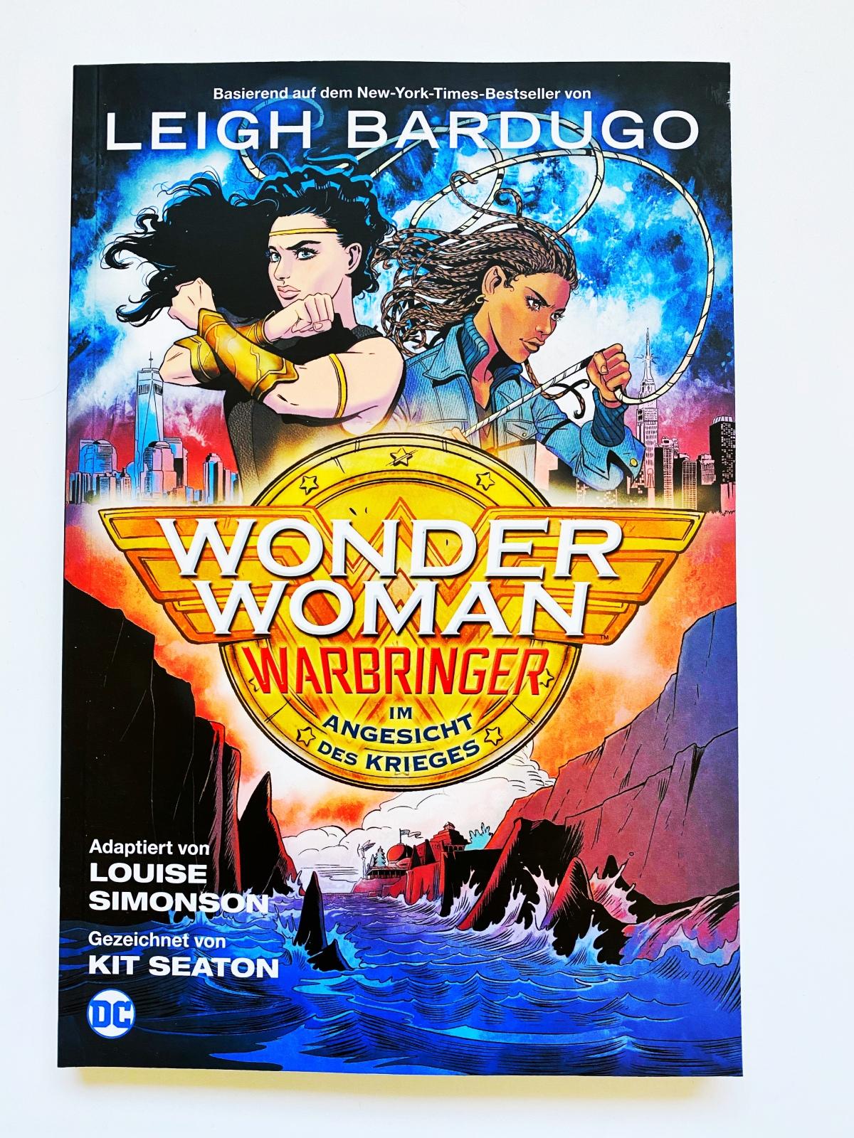 Wonder Woman: Warbringer – Im Angesicht des Krieges ⚔️ | Review [Rezensionsexemplar]