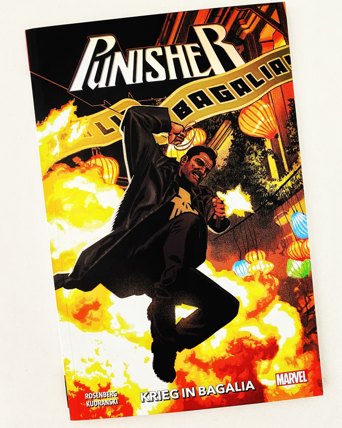 Punisher Band 2: Krieg in Bagalia |Review