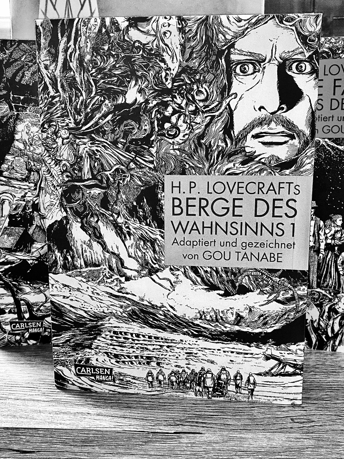 H.P. Lovecrafts Berge des Wahnsinns Teil 1 | Review [Rezensionsexemplar]