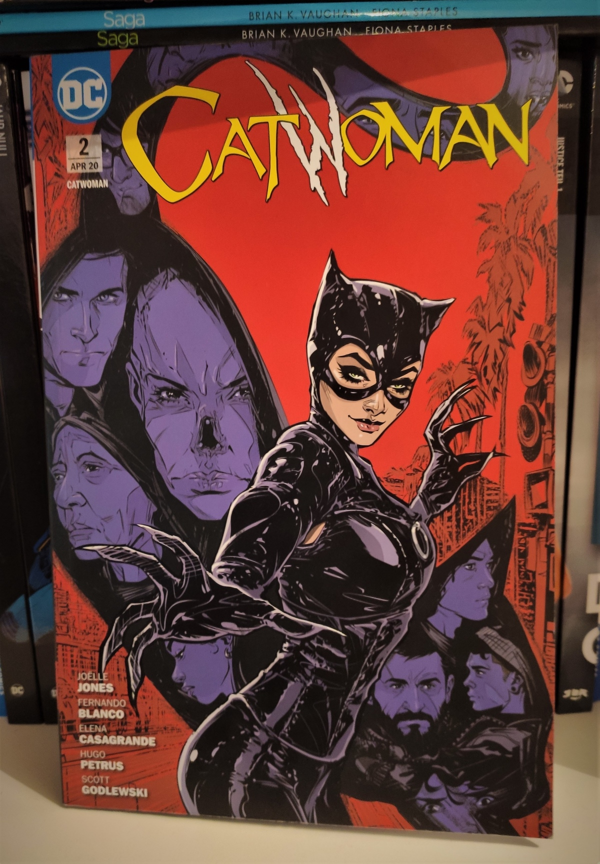 Nerd.Ics liest … Catwoman BD 2: Blutopfer |Review