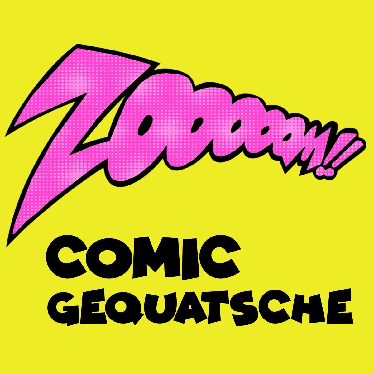 Panini Ink | Comic-Gequatsche #8 | Audio-Gedankenspiel