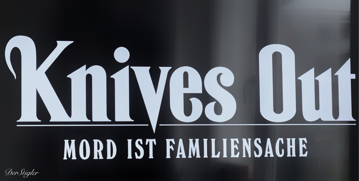 Knives Out – Mord ist Familiensache |Kurzkommentar
