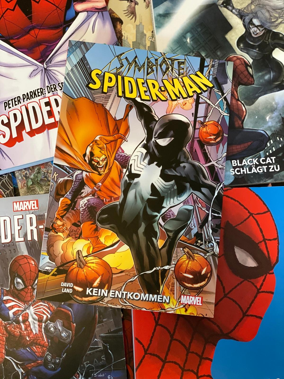 Symbiote Spider-Man: Kein Entkommen |Review