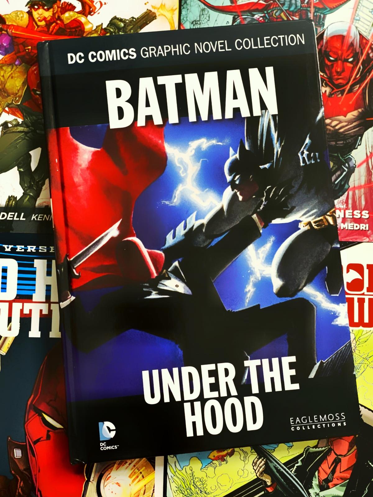 Batman: Under the Hood | Review [DC Comics Graphic NovelCollection]