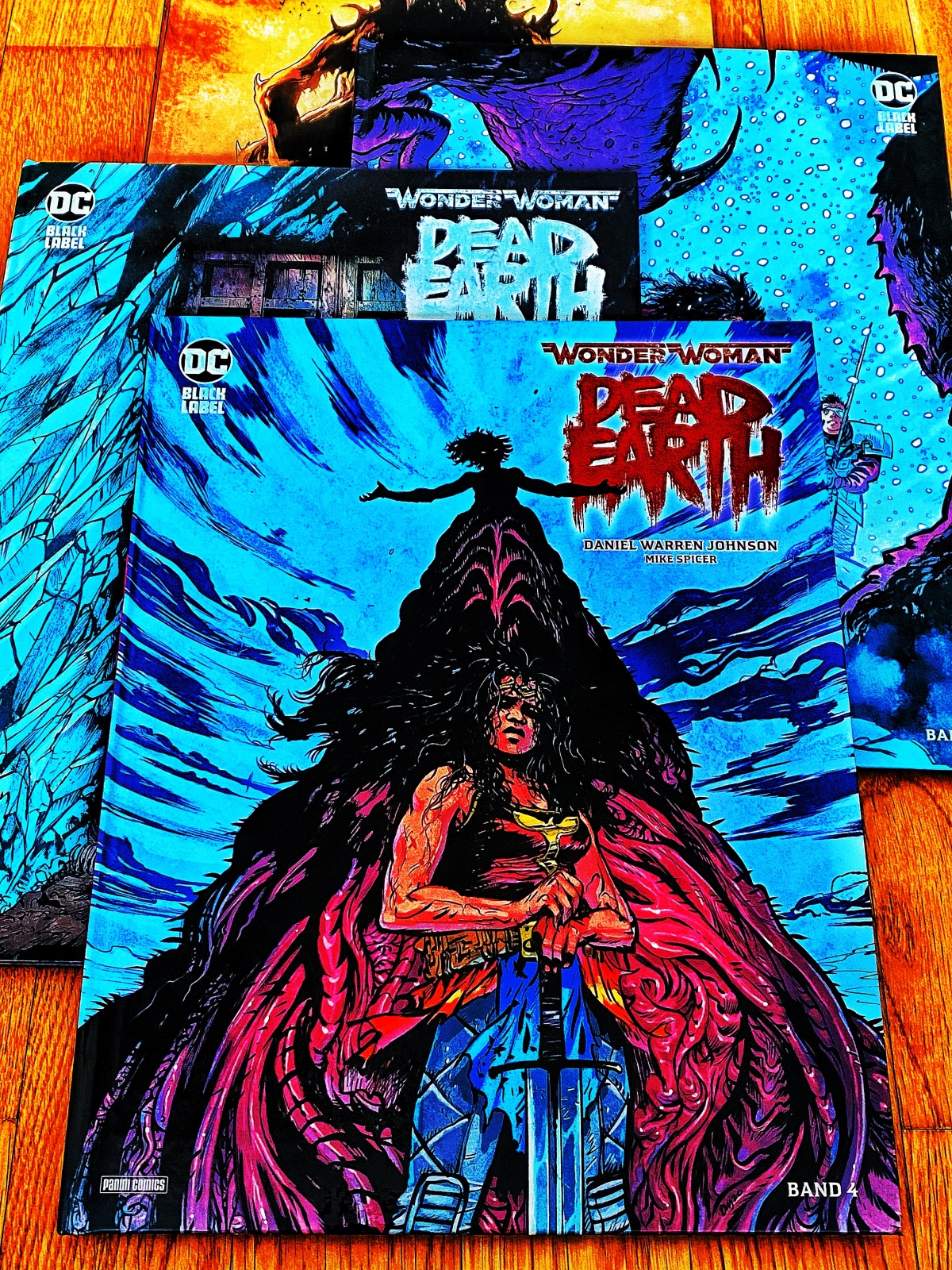 Wonder Woman Dead Earth Band 4 | Review +Fazit
