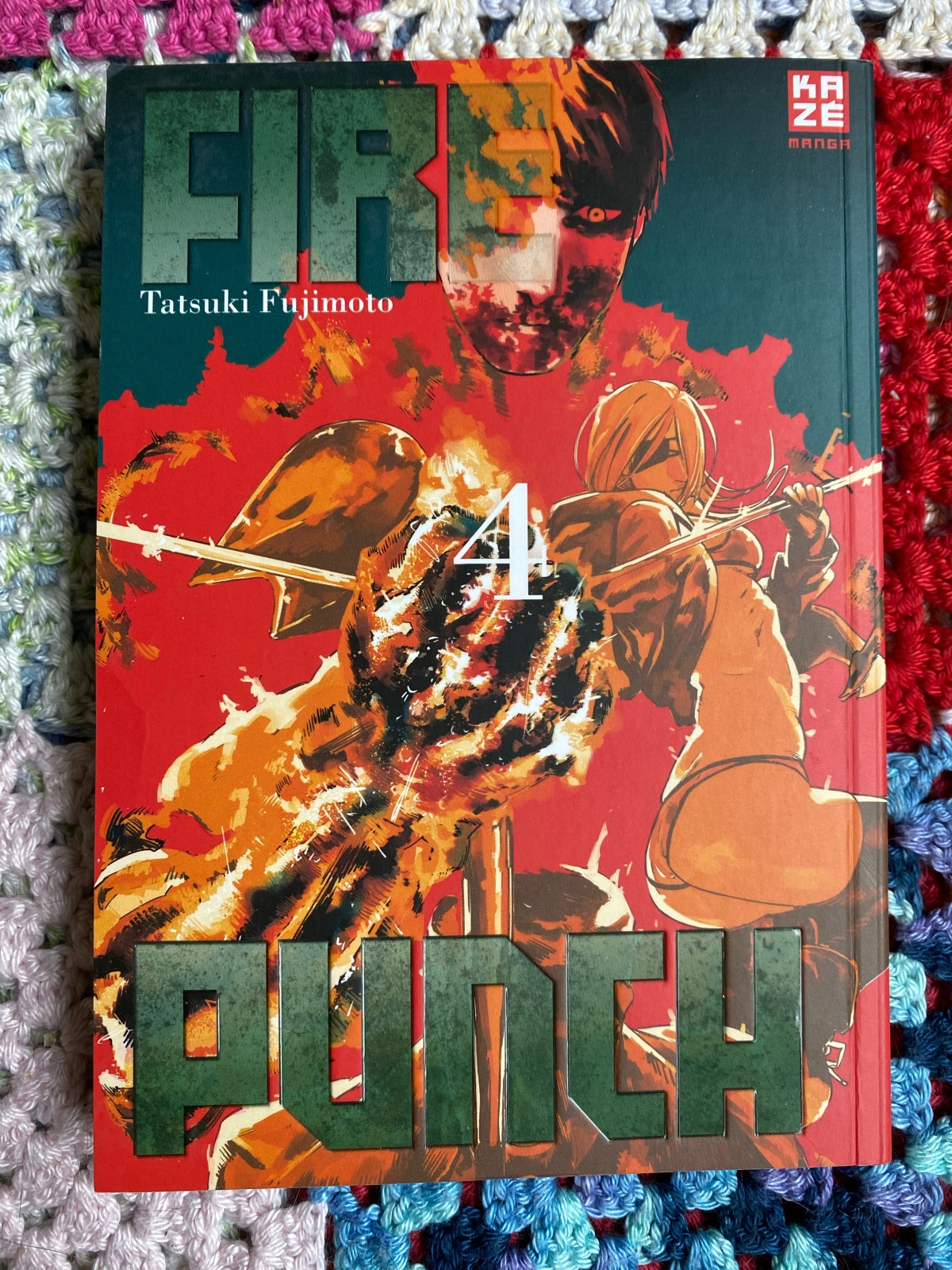 Fire Punch 04 |Review