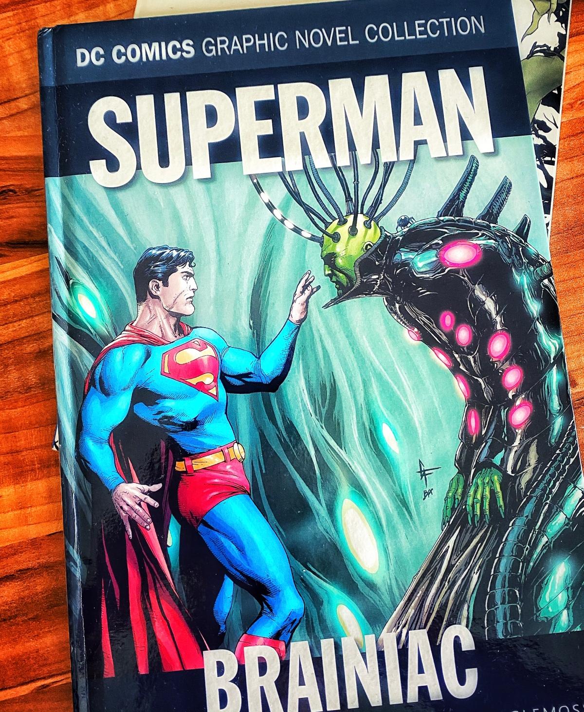 Ein kurzer Kommentar zu … Superman:Brainiac